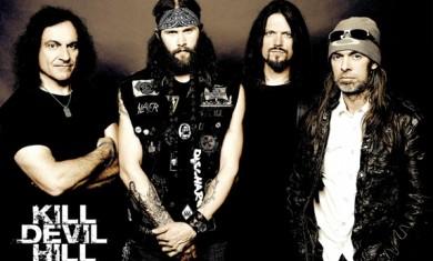 kill devil hill - band - 2012