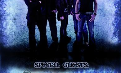 Labyrinth - Rock'n'Roll Arena 2012 - Locandina