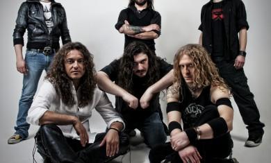 Secret Sphere - Band - 2012
