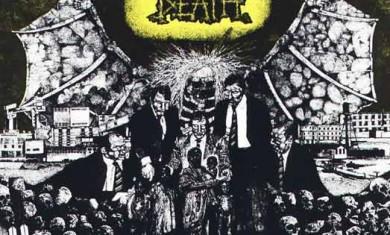 napalm death - scum - 1987