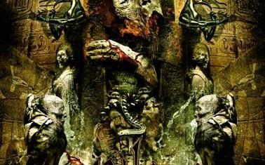 nile - At The Gate Of Sethu jewel case - 2012