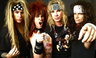 steel panther-band-2011