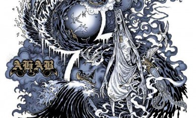 Ahab - The Giant - 2012