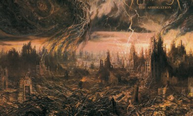 Chaos Inception - The Abrogation - 2012