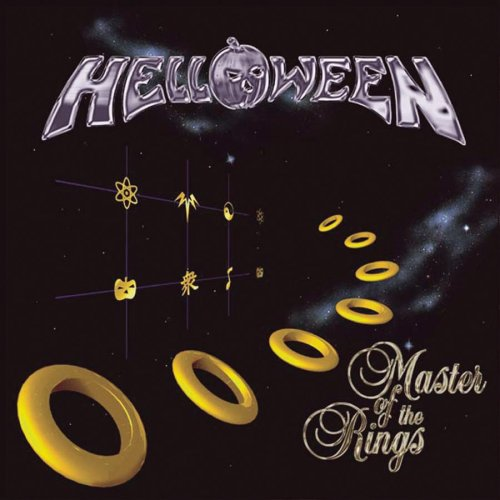 Helloween - Master Of The Rings - 1994