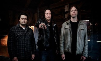 High on Fire - band - 2012