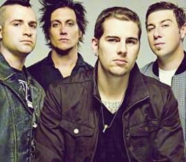 avenged sevenfold - band - 2012