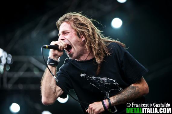 lamb of god - randy blythe - 2012