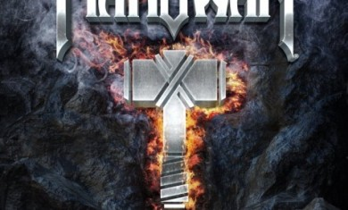 manowar- The Lord Of Steel - Hammer Edition- 2012