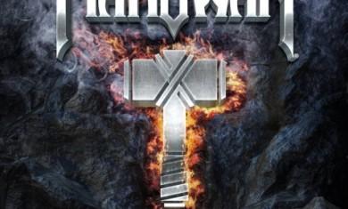 manowar- The Lord Of Steel - Hammer Edition- 2012