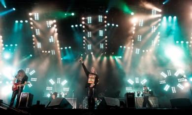 saxon - live - 2012