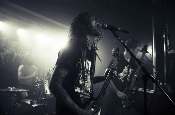 undergang - band live - 2012