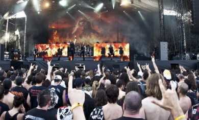Gods Of Metal 2012 - prima pagina report generale - 2012