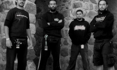MASS INFECTION - BAND
