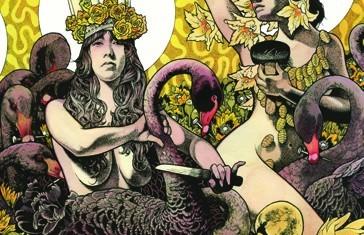 baroness - yellow & green - 2012