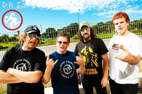 d.r.i. - band - 2012