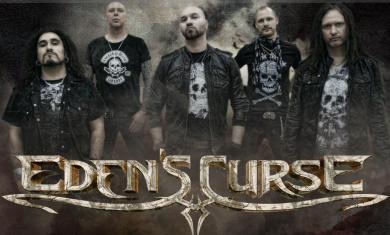 eden's curse - band - 2012