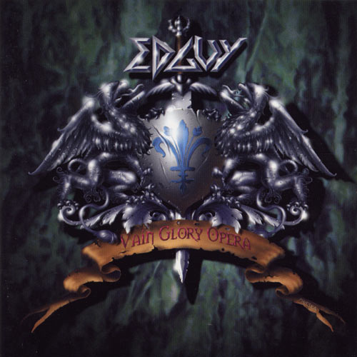 edguy - vain glory opera - 1998