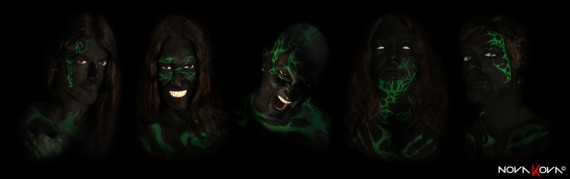 hideous divinity - band - 2012