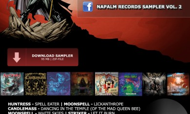 napalm records sampler vol 2 - 2012
