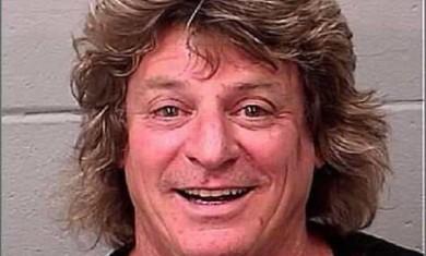 ted nugent - mick brown - arrestato - 2012