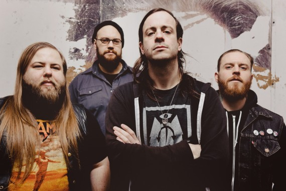 Cancer Bats - band - 2012