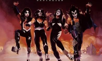 KISS - Destroyer Resurrected - 2012