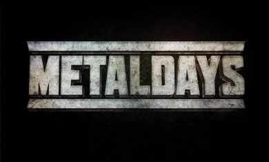 METALDAYS - LOGO