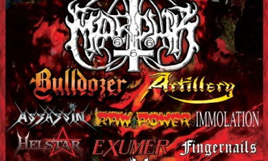 ROCK HARD FESTIVAL ITALY 2012 locandina definitiva