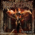 cradle of filth - the manticore -2012