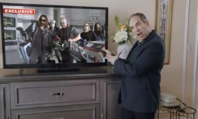 fed ex - pubblicità metal - 2012