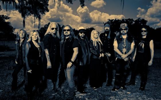 lynyrd Skynyrd - band - 2012