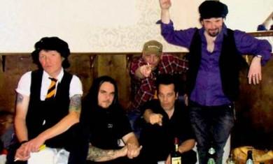psychopunch - band - 2012