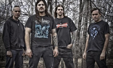Cattle Decapitation - Band - 2012