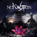 NEKROSUN - The Grace Of Oxymoron - Cover