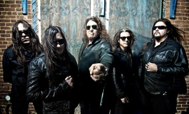Testament - band a - 2012