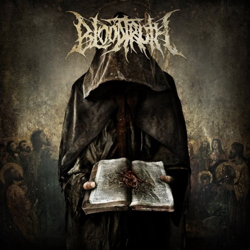 bloodtruth - copertina ep - 2012