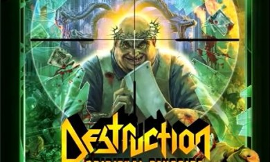 destruction - spiritual cover 2012