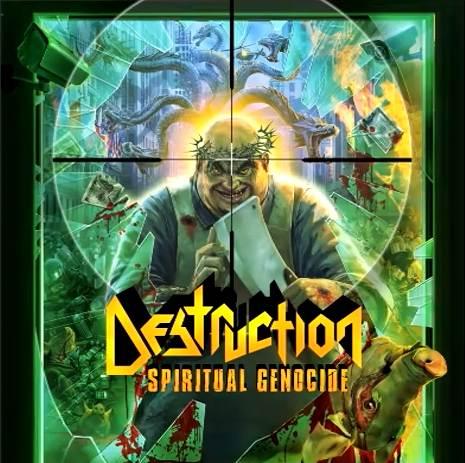 destruction - spiritual cover 2012