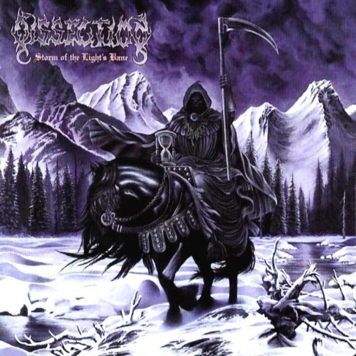 Risultati immagini per dissection storm of the light's bane