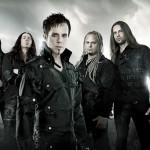 kamelot - band - 2012