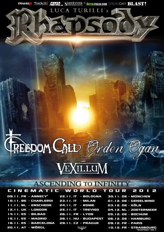 freedom call lyric: