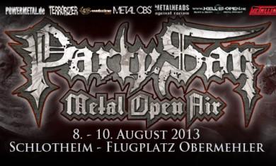 party.san open air - logo - 2013