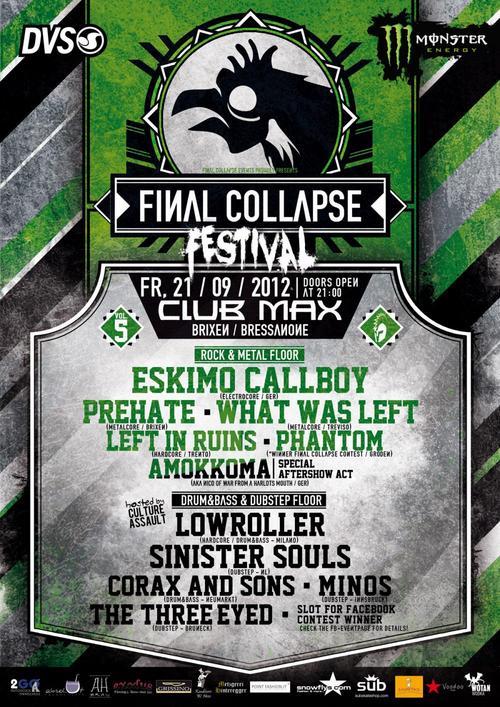 Final Collapse Festival 2012