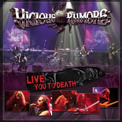 vicious rumors - live you to death  - 2012
