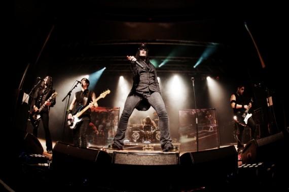wednesday 13 - band - 2012