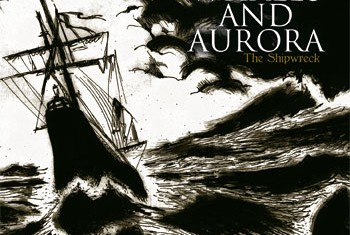 whales and aurora - the shipwreck - 2012