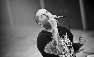 Phil Anselmo live @ Magazzini Generali 2012