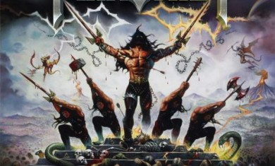 MANOWAR - the lord of steel copertina - 2012