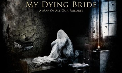 My Dying Bride - A Map Of All Our Failures - 2012